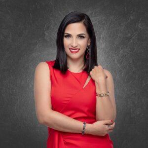 Especialista en programación neurolingüística Bárbara de la Rosa.