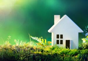casa con tecnologia sustentable aplicada