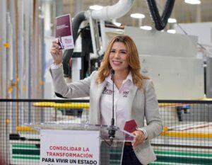 Marina del Pilar augura un fuerte apoyo a las Pymes bajo su mandato.